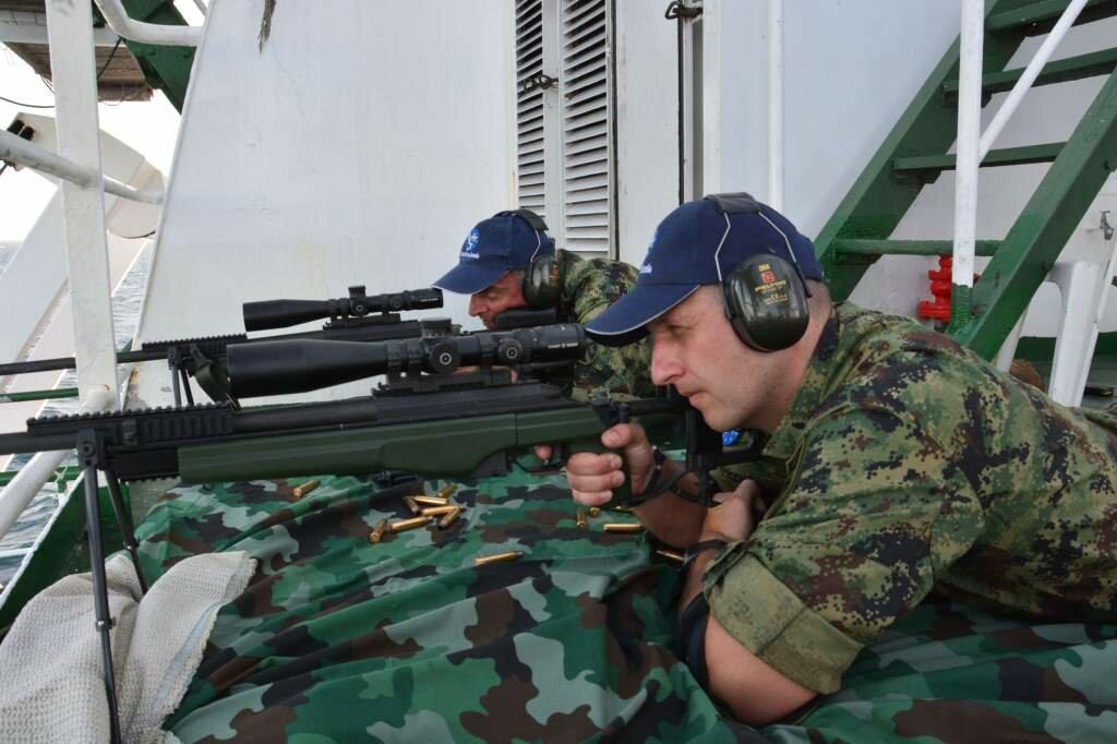 сербский отряд защиты кораблей